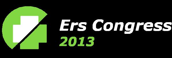 ERS Congress 2013